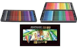 120 Colored Best Pencils Giant Set Unique Colors Premium Adu