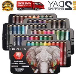 180 Prismacolor Premier Colored Pencils Platinum Soft Core A