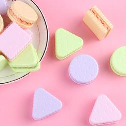 1pc Cute Cookie <font><b>Sharpener</b></font> Kawaii Candy <