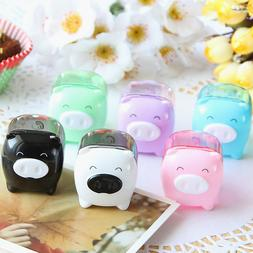 1PCS Cute Kawaii Animal Pig Sweet Candy <font><b>Colored</b>