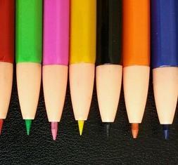 2 mm Colored mechanical  pencils 10 colors - unique