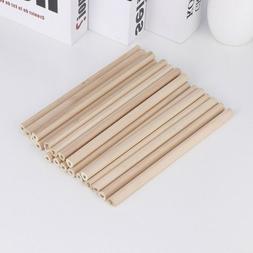 20 Pcs Wooden Pencils Cute Four Colored Core Pencils Set for