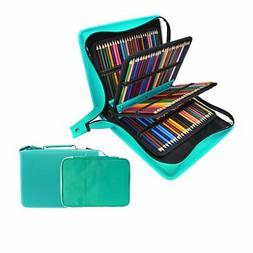 200 + 16 Slots Pencil Case & Extra Pencil Layer Holder - Bun