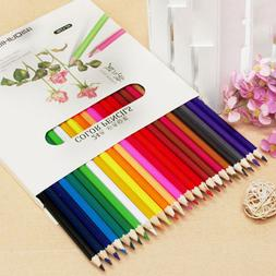 24 Colors Faber/Castell Colored Pencils Water-color Drawing