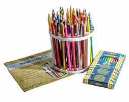 Sargent Art 24-Count Color Pencils pls Crafter's Square Penc