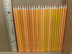 24 New Coral Cra-Z-Art Colored Pencils