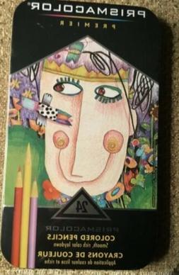 24 pack  Prismacolor Premiere Colored Pencils $16.50 Free sh