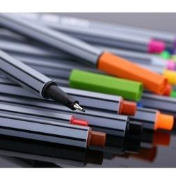 24 Pencils Colorful Painting Artist for Student Paint Drawin