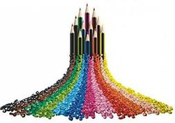 24 Premium Colored Pencils For Adult Coloring Books Drawing