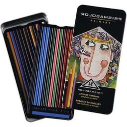 24 - PRISMACOLOR Premier Colored Pencils - New - #1753428