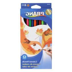 Prang 24120 Color Pencils 12 Colors