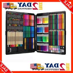 258 Piecs Inspiration Art Set for Drawing and Sketching Colo