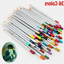 36 Color Oil Base Art Drawing Non-toxic Pencils Set For Arti