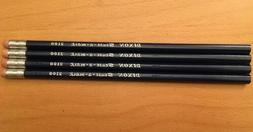 4 Collectible Dixon Sense-a-mark 2100 Pencils Black Lead Blu