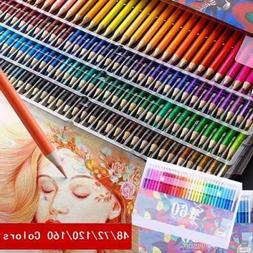 48/72/120/160 Colored Pencils Premium Art pencils for Studen