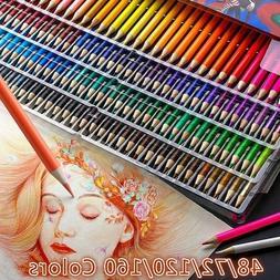 48/72/120/160 colors Colored Pencils Watercolor Pencils Lead