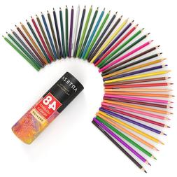 48 Arteza Colored Pencils Drawing Sketching coloring Softest