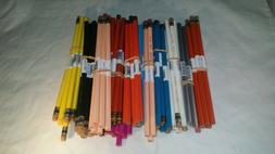 53 SANFORD COLOR PENCILS MANY COLORS MADE IN USA  # 6A