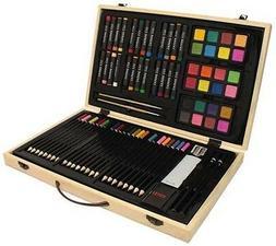 53% percent Off Kids Art Set- 82 pieces Color Creativity Set