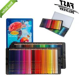 72 Cyper Top Premier Colored Pencils Platinum Soft Core Arti