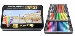 72 prismacolor premier colored pencils platinum soft
