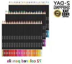 72 Soucolor Premier Colored Pencils Platinum Soft Core Artis