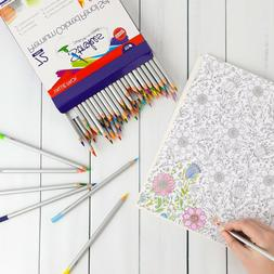 Colored Pencils Set for Drawing Sketching Kids Camp or Home