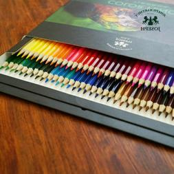 24 x Colored Pencil Water-color Wooden Pencils Drawing Sketc