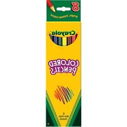 Crayola 8 Ct Colored Pencils