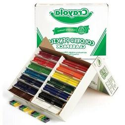 Crayola BAS135 426 Piece Long Colored Pencil Class Pack