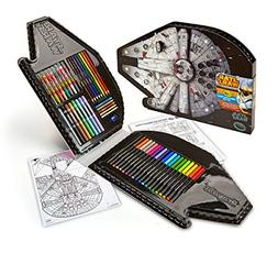 Crayola Millennium Falcon Art Case