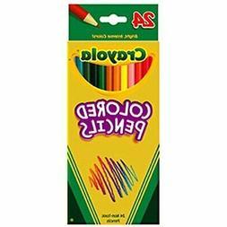 Crayola Products - Crayola - Pencils Long Cannon Woodcase Co