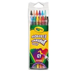 Crayola Products - Crayola - Twistables Erasable Colored Pen