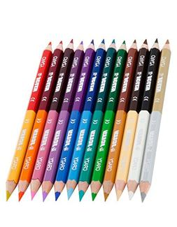 Jolly Supersticks Premium European Colored Pencils Double-En