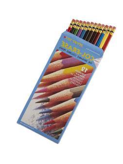 Prismacolor - Col-Erase Colored Woodcase Pencils w/ Eraser,