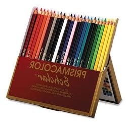 Prismacolor : Scholar Colored Woodcase Pencils, 24 Assorted