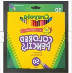 Wholesale CASE of 15 - Crayola Colored Pencils-Colored Penci