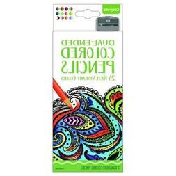 Crayola Aged Up Dual Ended Colored Pencils for Adult Colorin