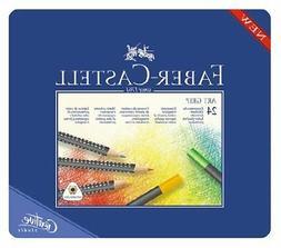 Faber-Castell art grip oil-based colored pencils 24 color se