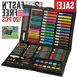 Art Set For Kids Drawing Kit Painting Supplies For Children