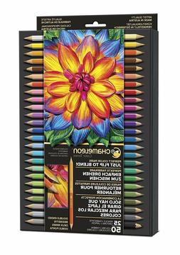 Chameleon Artist Quality Double Ended COLORED PENCIL SET -25