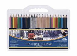Pro Art 36 Piece Artist Pencil Set