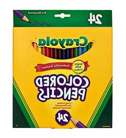 Crayola® Assorted Color Pencils - Boxes Of 24 Assorted Colo