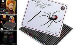 Black Widow Colored Pencils Unique Vivid  Coloring Pencils F