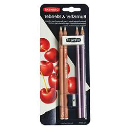Derwent Blender and Burnisher Pencil Set, Drawing, Art Suppl