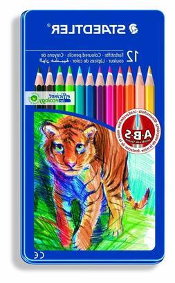 BNIB STAEDTLER 12 Colored Pencils