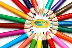 Crayola COLORED PENCILS Many Varieties -- You Choose! Buy Tw