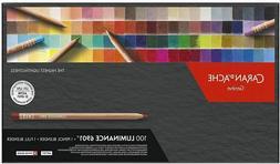 Caran D'ache Luminance Permanent Coloured Pencil 76 Colour B
