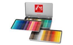 Caran d'Ache Pablo Colored Pencil Set Of 120 Metal Box
