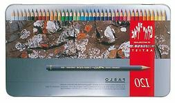 Caran d'Ache Pablo Colored Pencil Set Of 120 Metal Box